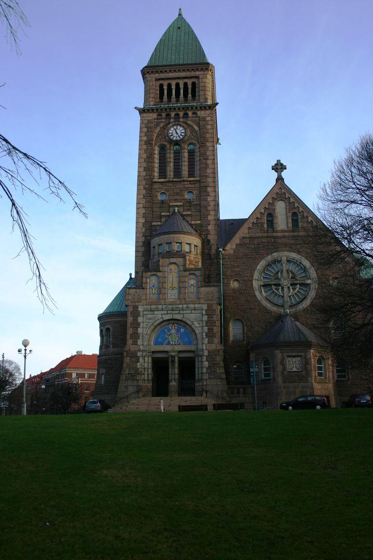 goteborg szwecja   kościoły