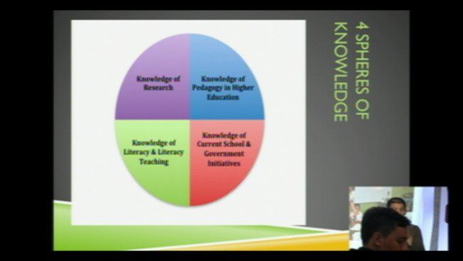 Prioridades en la educación - Los 7 elementos clave de la formación inicial