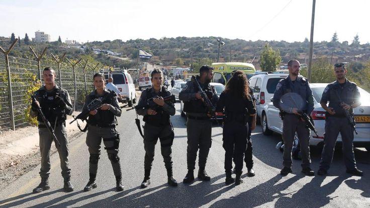 Palestinian kills 3 Israelis in settlement near Jerusalem - ABC News