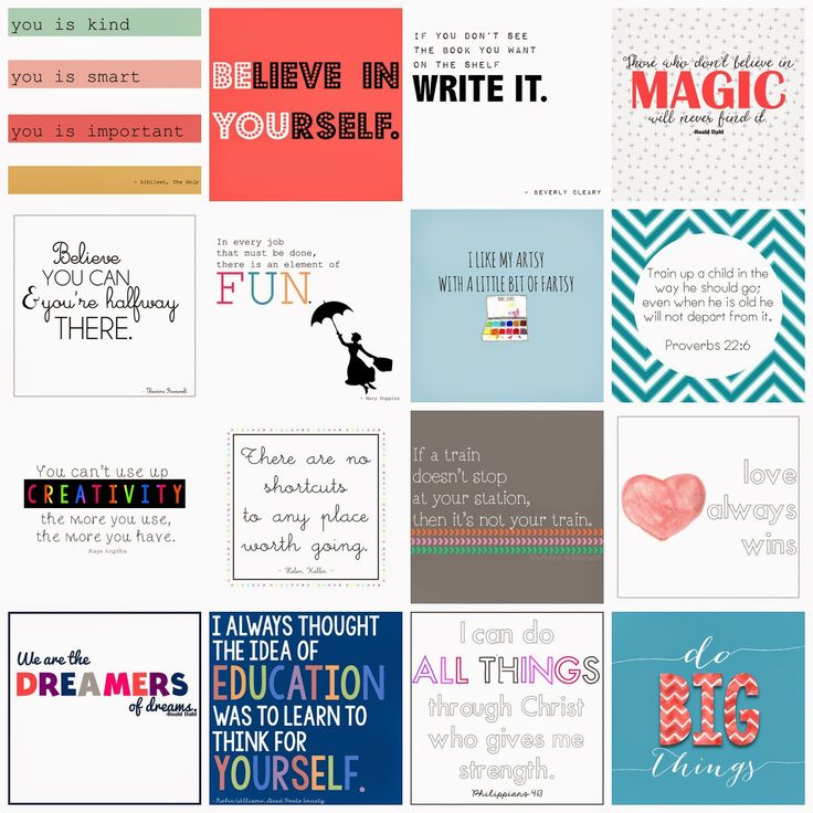 In case you missed this post, check out 20 *free* frameable art prints to use in the home or classroom!