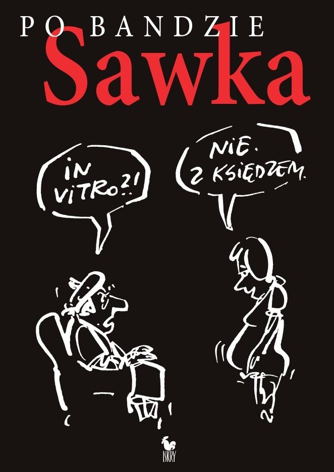 """""""Po bandzie"""" Henryk Sawka Cover by Andrzej Barecki Published by Wydawnictwo Iskry 2010"""