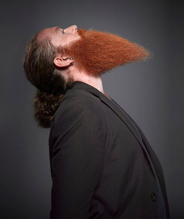 20 Most Epic Entries From 2013 National Beard And Moustache Championships | Bored Panda