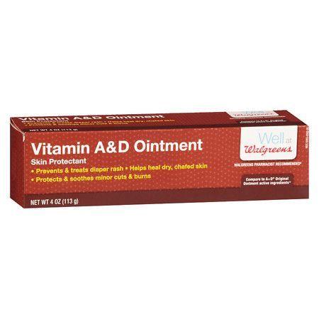 Walgreens A&D Ointment First Aid - 4 oz.