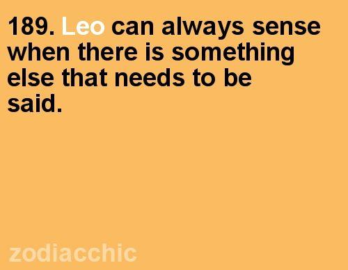 Bad Leo Traits – Wonderful Image Gallery