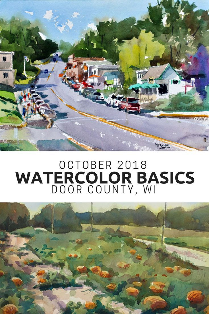 Have You Ever Wanted To Learn The Basics Of Watercolor Painting Sign Up Today For Spencer Meagh Online Painting Classes Painting Still Life Art Lessons Online