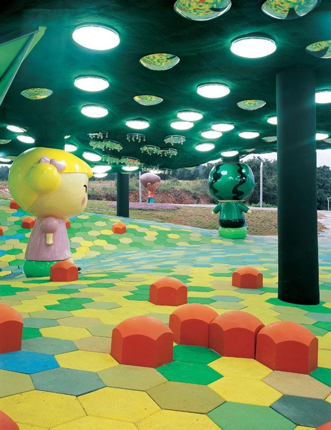 dalki theme park - archkids. arquitectura para niños. architecture
