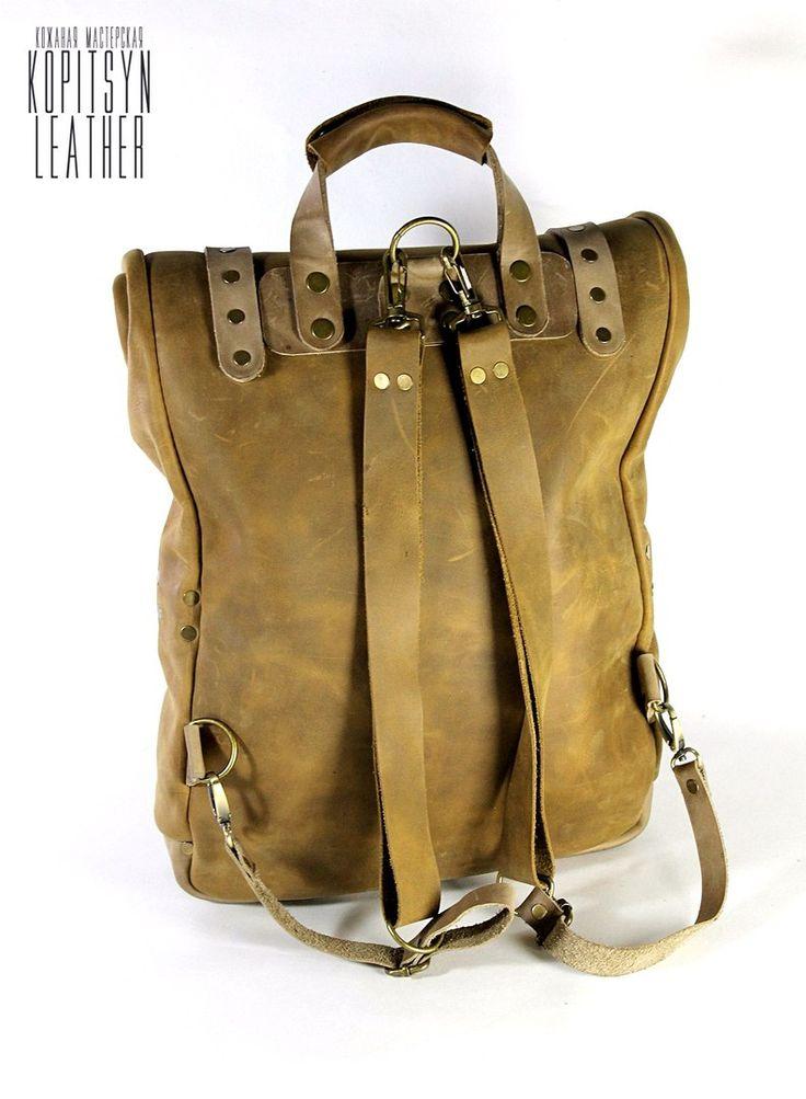 Фотографии Кожаные рюкзаки, Скрутки \ KOPITSYN_LEATHER – 6 альбомов