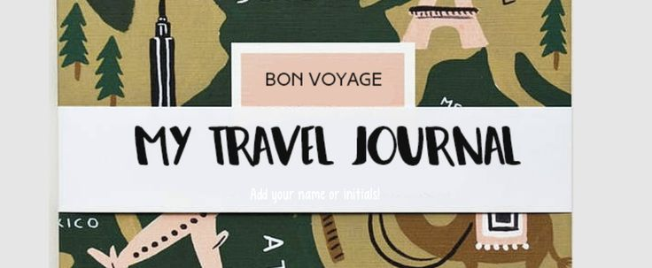 Journal about your travels with this unique free Prezi template