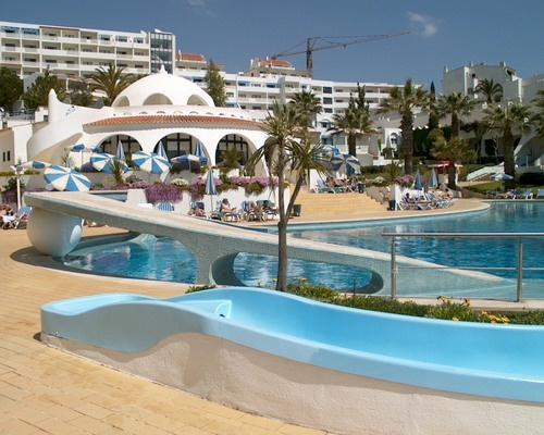 OURA VIEW BEACH CLUB, Albufeira. Een Infiniti Platinum resort