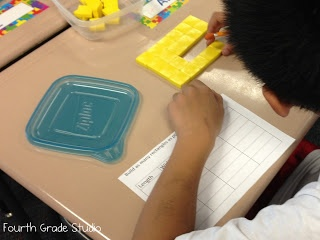Blog post about how we worked to derive the area and perimeter formulas!