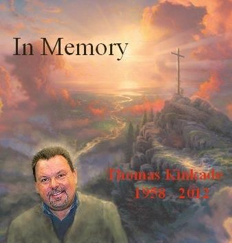 Thomas Kinkade Memorial How sad  that a man this rich this young dyes of  alcohols and drug overdose... This makes me mad my husband died of cancer he would've given his left and right arm to live ..and. this guy throws his life in the trash. GOD BLESS.   I do feel very bad for him ..
