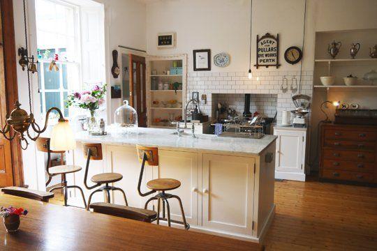 NBD, just my dream kitchen! Grainne and Ian's Glorious Scottish Kitchen // the kitchn