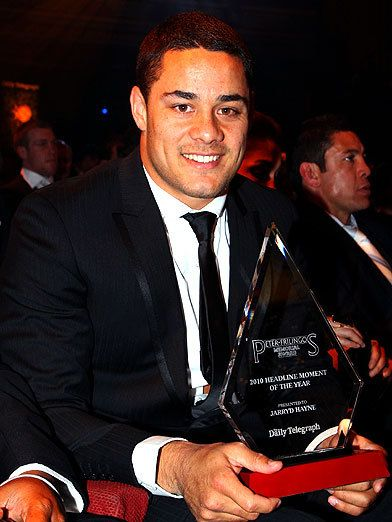 Jarryd Hayne had me thinking that I was a Niners fan for like 2 seconds. I'm not. I just admire him a lot.
