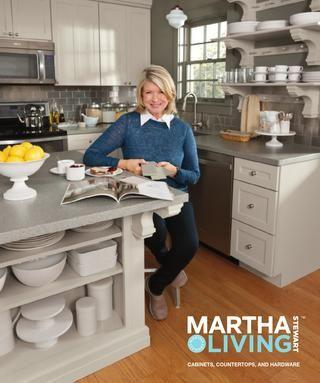 Martha Stewart Living Kitchens, at The Home Depot