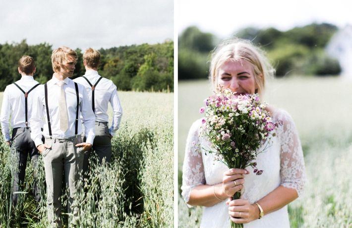 jostein & alise: een noorse bruiloft in een schuur