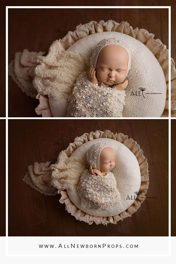 Sweet and simple  Keeping it all about baby   Neutral colors
