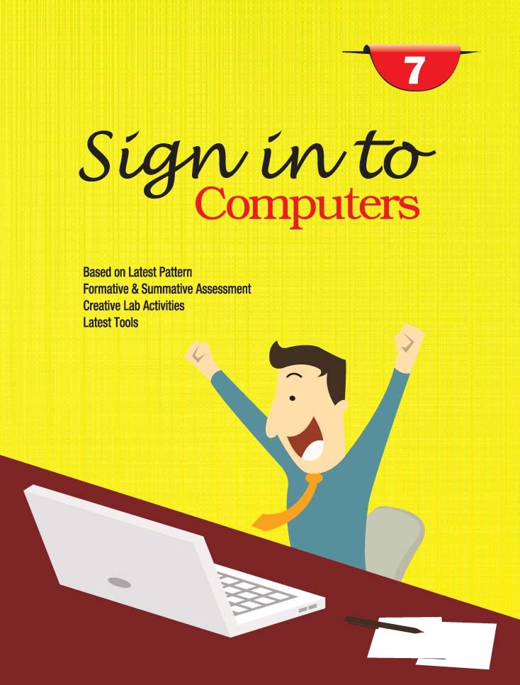 Sign Into Computers For Class 7