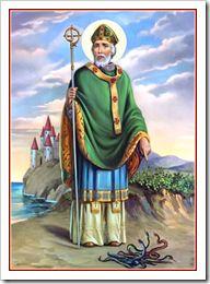 Oración y bendición de San Patricio
