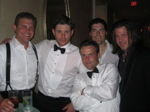 Jensen Ackles wedding 2010