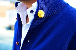 Modern.: Men S Style, Men Clothing, Men Style, Cotton Rose, Greg Pin, Colors Combinations, Men Fashion, Rose Lapel Pin, Menswear Style