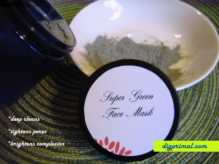 Good Natural Mask For Face