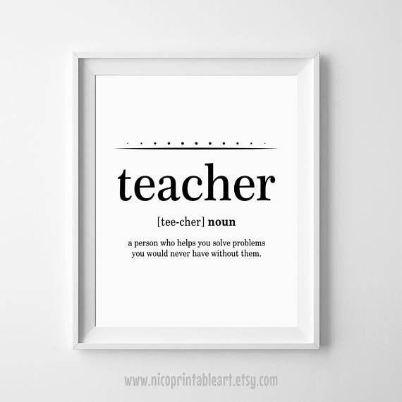 Lehrer Zitat Kunst Lehrer Zitate Lustige Lehrer Geschenk