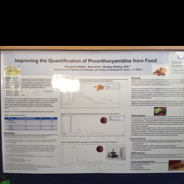 Research poster and presentation :)
