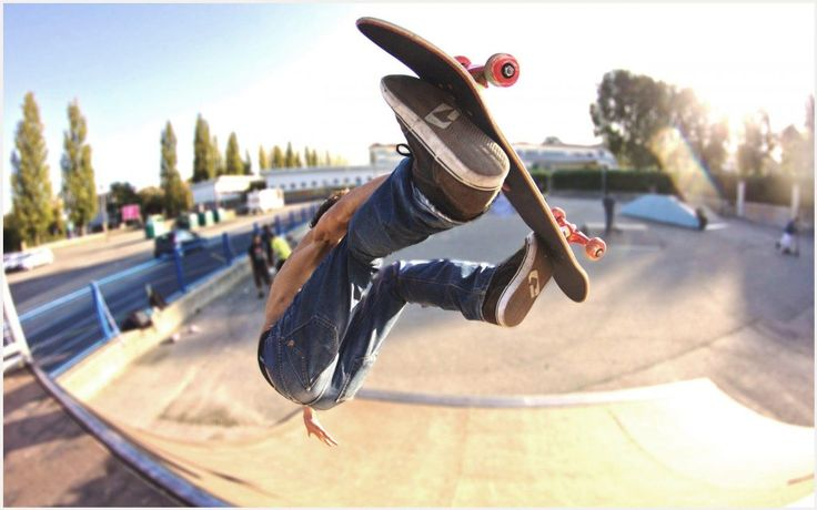 Skateboarding Sports Wallpaper | sports skateboarding wallpaper
