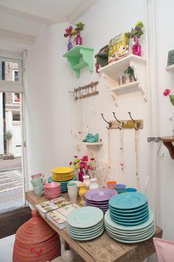MINT Mini Mall - Runstraat Amsterdam