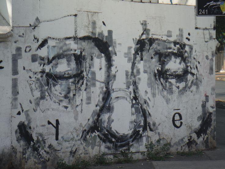 Street art, Patronato