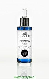 Clochee Serum odżywczo-odmładzające z komórkami macierzystymi jabłka i olejem perilla