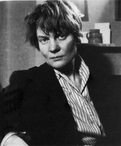 Dame Iris Murdoch DBE (15 July 1919 – 8 February 1999) was an Irish-born British author and philosopher, best known for her novels about political and social questions of good and evil, sexual relationships, morality, and the power of the unconscious.