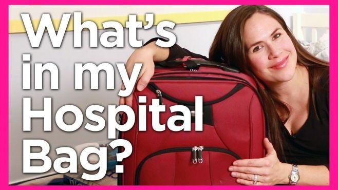 Doğum Çantası - Annenin Hastanedeki İhtiyaçları İçin - Anne adaylarına yardımcı olacak, hastane için doğum çantası hazırlama.