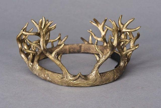 Кольцо с ветвями