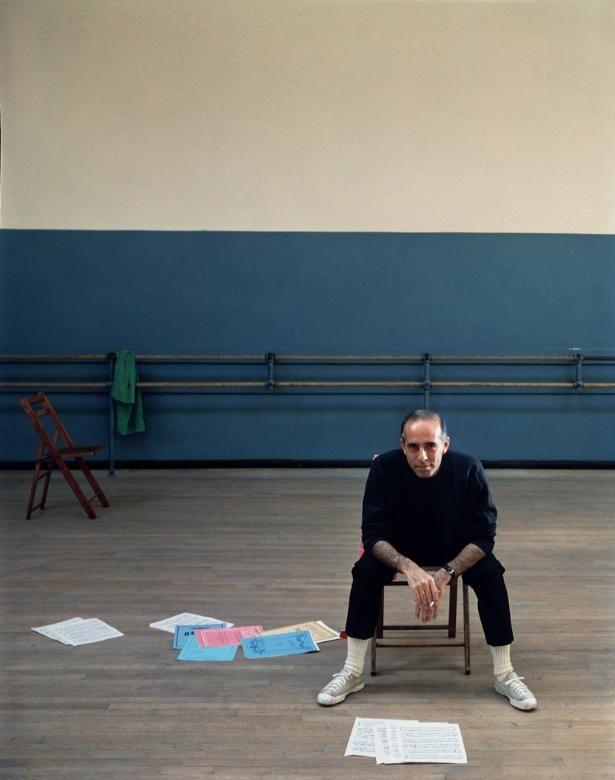 Jerome Robbins American Ballet School 1958   Arnold Newman