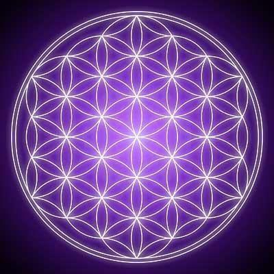 La Flor de la Vida geometría sagrada Supera los 6 mil años de existencia en la historia y muchísimos filósofos, historiadores y hasta arquitectos coinciden que tiene una forma perfecta.