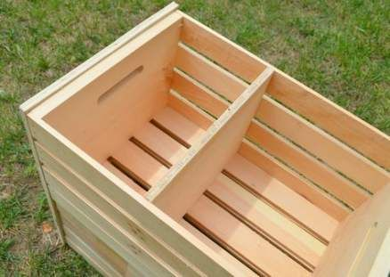 Trendy Outdoor Storage Table Wooden Crates Ideas  – Storage Baskets