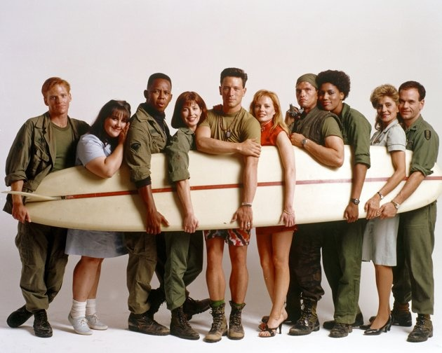 China Beach-premiered 25 years ago this month!