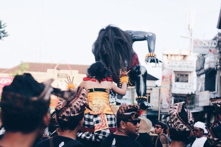 Bhuta kala. #bali #culture #parade