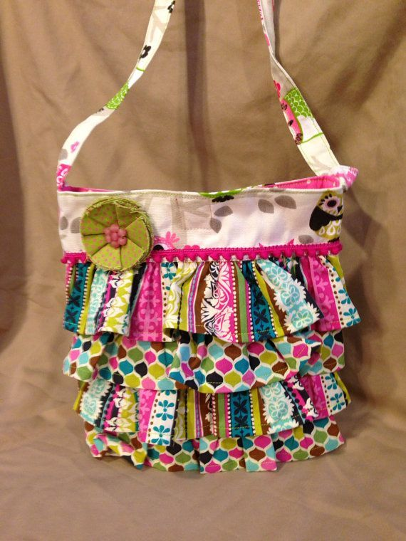 Homemade Totes For Little S Adorable Purse Bags Crafts Michael Kors Bag Outlet