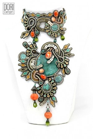 Soutache Art by Dori