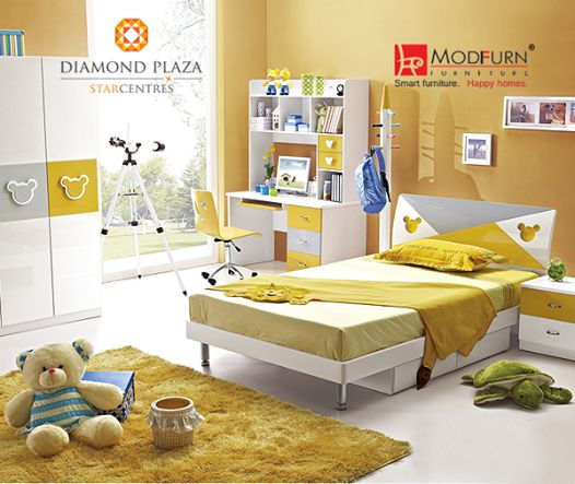 Your Kidsu0027 DEN Should Be A Place The Way They Dream Of ! Come To And Get  Set Of Furniture For Your Kidsu0027 Room At Diamond Plaza