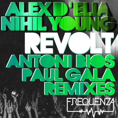 OUT NOW ON BEATPORT FROM FREQUENZA DIGITAL! WE HAVE ALL THE BIG BOYS SUPPORT THIS ONE: DANDI & UGO, SPARTAQUE, PHUNK INVESTIGATION, TOM HADES, DYNO, DATAMINIONS, MINOR DOTT, ALEX D'ELIA, NIHIL YOUNG, NHB, FABRIZIO PETTORELLI, ALFONSO FORTE, ANGY KORE, ALEXANDER MADNESS, PHUTURE TRAXX, DANIELE PETRONELLI AND MORE....