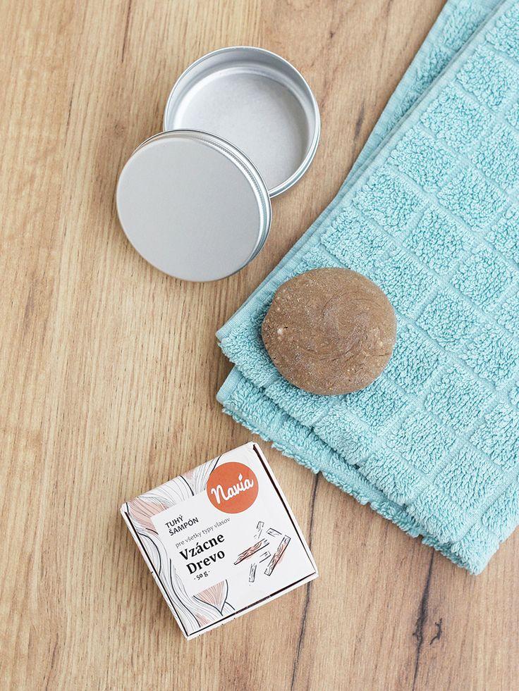 Navia | Tuhý šampón Vzácne drevo (recenzia)