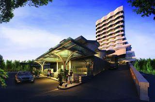 Menikmati Budaya Peranakan di Village Hotel Katong
