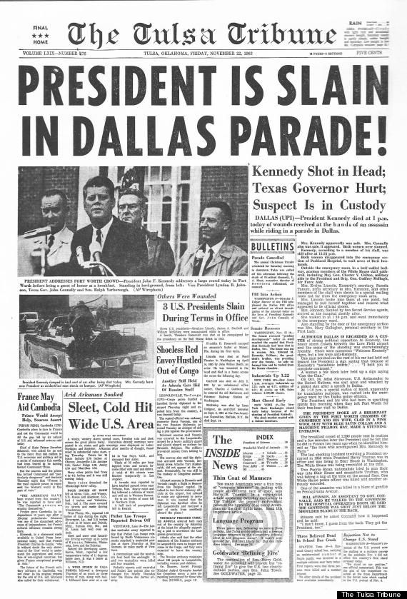 JFK's Assassination - That's how the 35th POTUS John Fitzgerald Kennedy was shot and murdered by Lee Harvey Oswald in 1963, on November 22nd.