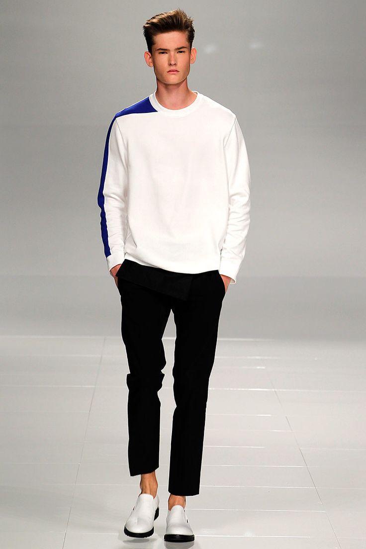 Iceberg Menswear - Pasarela