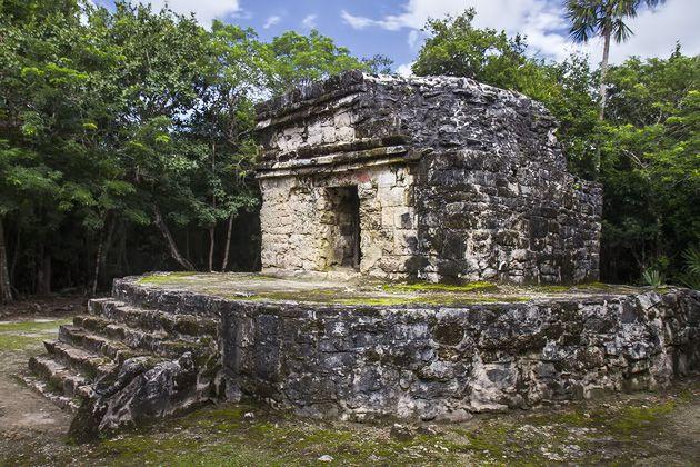 San Gervasio – Cozumel's Maya Ruins