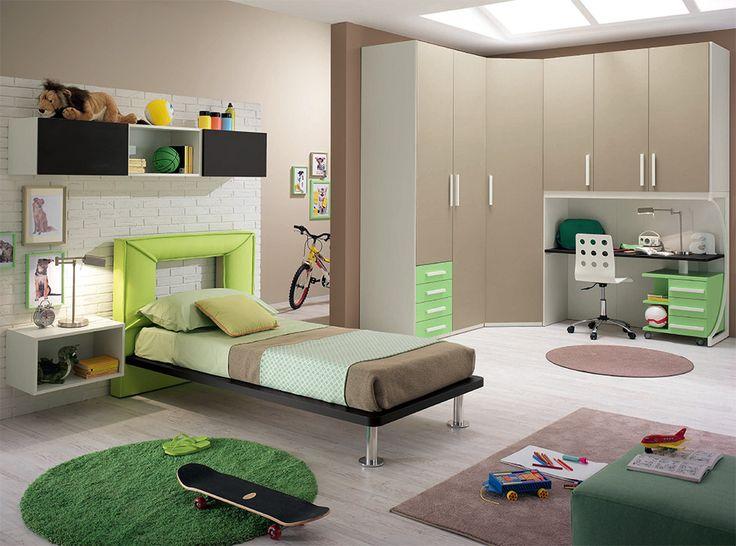 SPAR Modern Italian Kids Bedroom Set WEB 64