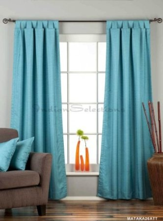 French Door Panel Curtains For Children S Room
